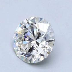 Blue Nile 0.86克拉圆形切割钻石