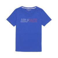 TOMMY HILFIGER 汤米·希尔费格 TP03743T 女士圆领短袖T恤