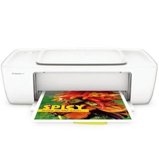 HP 惠普 hp惠普1112彩色喷墨打印机家用学生照片小型迷你复印黑白A4纸办公便携式宿舍家庭可连手机a4无线wifi作业迷