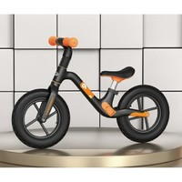PLUS会员:Kinderkraft 可可乐园 儿童平衡车 送护具打气筒 9周年纪念款