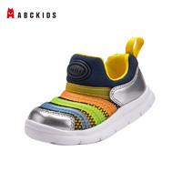 ABCKIDS 儿童毛毛虫休闲运动鞋