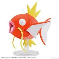 BANDAI 万代 精灵宝可梦 神奇宝贝 plamo big 01 鲤鱼王 鱼 拼装 模型