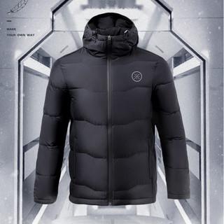 28日0点 : LI-NING 李宁 韦德系列 AYMR013 男款羽绒服