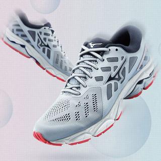Mizuno 美津浓 ULTIMA11舒适透气 减震耐磨慢跑鞋 女跑鞋运动鞋减震