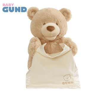 Baby Gund 躲猫猫小熊毛绒玩具 30cm