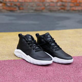 adidas 阿迪达斯 男鞋运动休闲鞋新款高帮鞋经典减震防滑篮球鞋