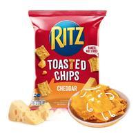 RITZ 乐之 烘烤脆片 芝士味 45g