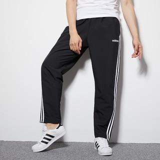 adidas 阿迪达斯 裤子男春季男裤官网旗舰新款运动裤男休闲宽松直筒裤长裤