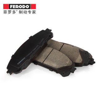 FERODO 菲罗多 NAO陶瓷后刹车片 FDB4324A-D 套/4片装