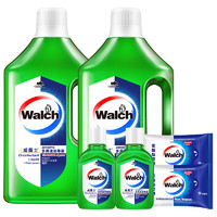 Walch 威露士 多用途消毒液 6件套