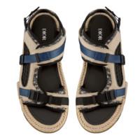 Dior 迪奥 Oblique 男士休闲凉鞋 3SA094ZIY_H561 米色 40