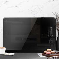 daogrs 意大利daogrs G4台式蒸烤箱蒸箱家用蒸烤一体机30L大容量智能电烤箱 黑色