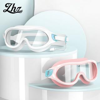 卓好姿 泳镜大框防水防雾高清专业潜水镜泳帽套装备男女士近视游泳眼镜