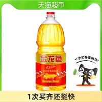 金龙鱼 黄金比例食用植物调和油1.8L/桶 健康食用油家用桶装