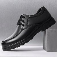 PLUS会员:AOKANG 奥康 153311076 男士商务休闲皮鞋