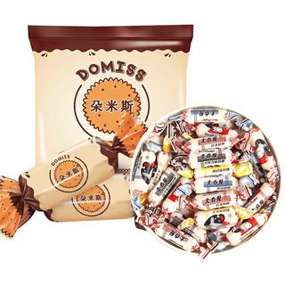 WHITE RABBIT 大白兔 奶糖混合口味+俄罗斯进口kdv小土豆巧克力味糖果 共1000g 领券立减14元