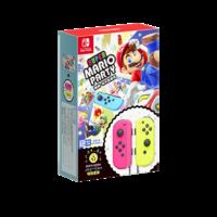 Nintendo 任天堂 Switch超级马力欧派对Joy-Con游戏特别套装 马里奥聚会NS游戏体感