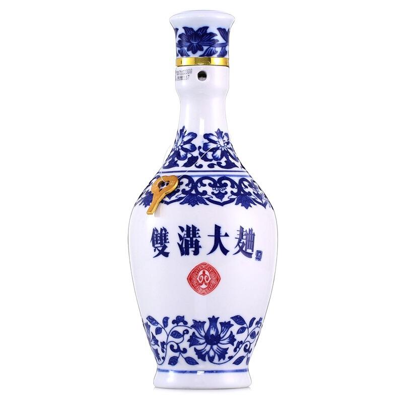 双沟 大青花 42度 单瓶装白酒480ml 口感绵柔浓香型