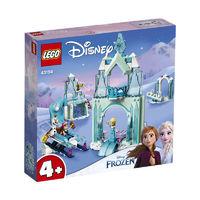 LEGO 乐高 迪士尼系列 43194 安娜和艾莎的冰雪世界