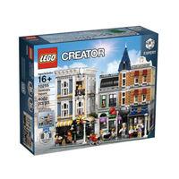 LEGO 乐高 Creator 创意百变高手系列 10255 城市中心集会广场