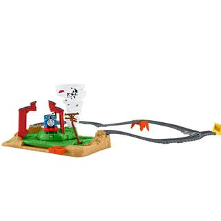 Fisher-Price 费雪 托马斯轨道大师系列之旋转龙卷风探险套装儿童节礼物火车模型1盒