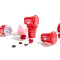 PLUS会员、有券的上:luckin coffee 瑞幸咖啡 花漾特调即溶咖啡 玫瑰蔓越莓风味 3g*12颗