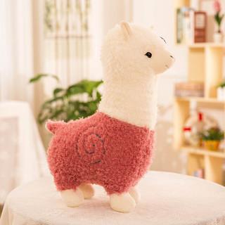 创意毛绒玩具公仔 粉红 28cm(0.1)