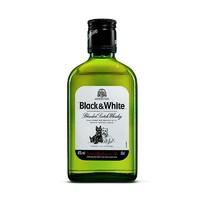 PLUS会员:Loch Lomond 罗曼湖 英国黑白狗调配型苏格兰威士忌 200ml