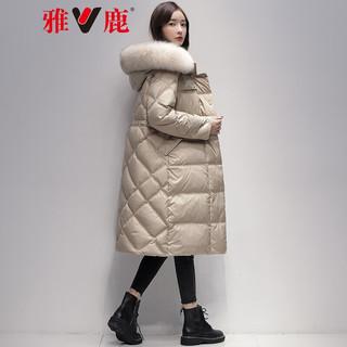 YALU 雅鹿 女士羽绒服 Y1001A41190