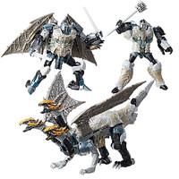 孩子之宝(Hasbro)变形玩具金刚 玩具 电影5 级 威震天 C1341 三头龙