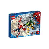 LEGO 乐高 Marvel漫威超级英雄系列 76198 蜘蛛侠对章鱼博士