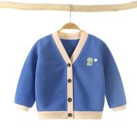 儿童开衫针织毛衣外套上衣