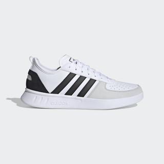 adidas 阿迪达斯 COURT80S FW2871 男子网球运动鞋