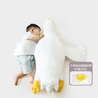 婴儿排气枕 大白鹅