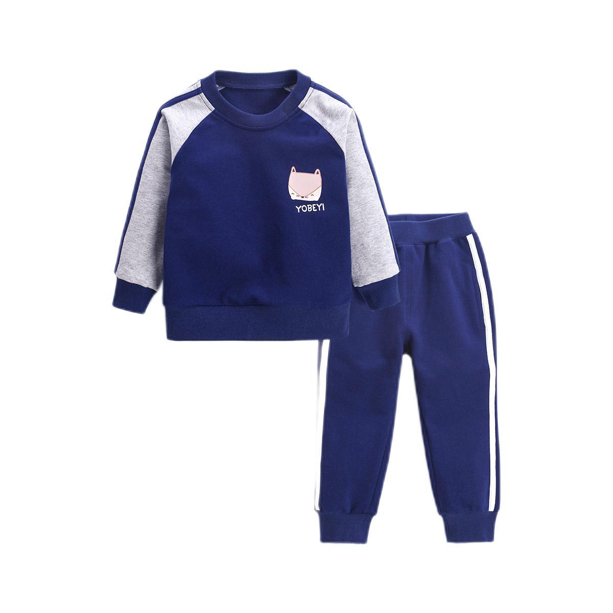 Yobeyi 优贝宜 82602 儿童卫衣套装