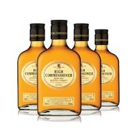Loch Lomond 罗曼湖 英国高司令调配型苏格兰威士忌 200ml *4