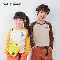 PETIT MAIN 儿童长袖上衣