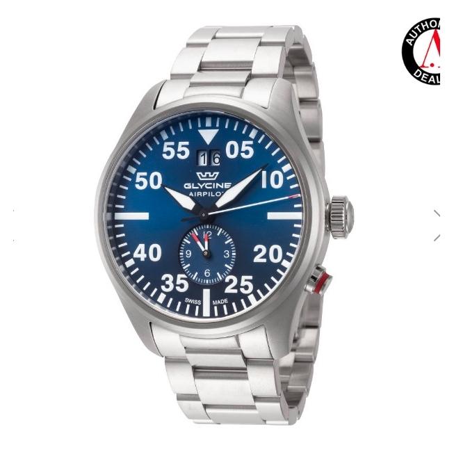 Airpilot GL0362 男士机械腕表