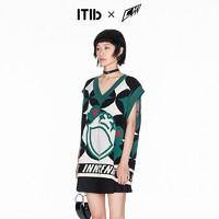 薇娅热播:ITIB 艺术家池磊 复古针织衫
