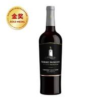 PLUS会员:蒙大菲庄园 Robert Mondavi 纳帕谷私家精选赤霞珠干红葡萄酒 750ml 单瓶装