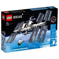 LEGO 乐高 创意系列 21321 国际空间站