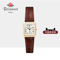 Rosemont 女士石英手表 N011-YWR-DLB