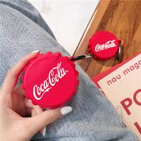 速域 立体可口可乐瓶盖 AirPods保护套