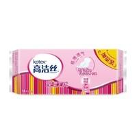kotex 高洁丝 Kotex 190mm18片超薄护翼迷你卫生巾护垫