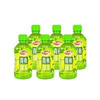 达利园 青梅绿茶 夏季清凉饮料 330ml*6瓶