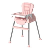 DUDI 嘟迪 儿童餐椅多功能可调节+PU坐垫+溜溜车