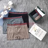 兰缦尼 男士内裤 4条装
