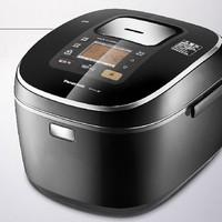 Panasonic 松下 SR-HCC107 电饭煲 黑色 3升