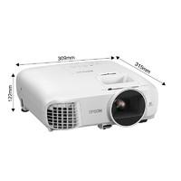 EPSON 爱普生 CH-TW5700T 家庭影院投影机