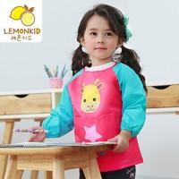 lemonkid 柠檬宝宝 儿童罩衣